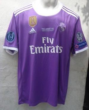 Jersey Real Madrid Local y Visita  Duodecima UCL