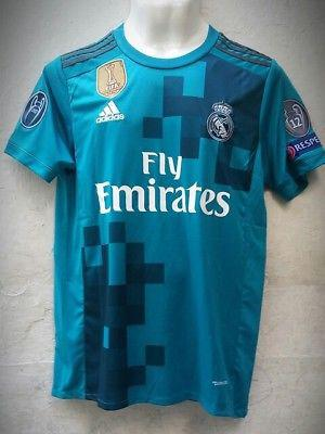Jersey Real Madrid Visita  Modric