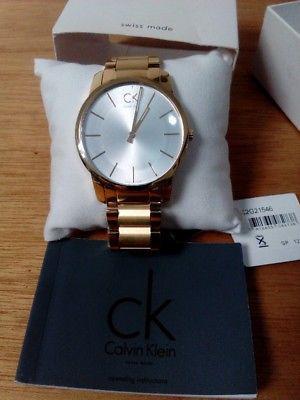 Reloj Calvin Klein Totalmente Nuevo !