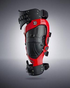 Rodilleras Articuladas Asterisk Cell Motocross Enduro Atv