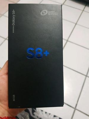 Samsung S8 Plus 64 gb color orchid gray. Sólo para AT&T
