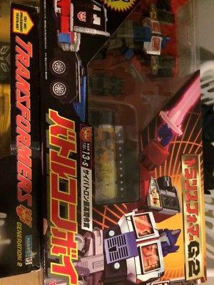 Transformers Optimus Prime Gen 2