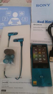 walkman Sony NW Agb nuevo