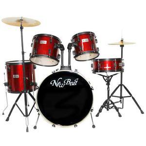 Batería Acústica New Beat Nb320set
