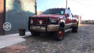 King ranch f-350 estándar, diesel 7.3 4x4