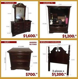 Muebles Usados en excelentes condiciones