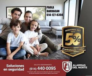 PROTEGE TU HOGAR O NEGOCIO POR SOLO $2.66 AL DIA!!!!!!!!!