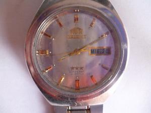 Reloj ORIENT AUTOMÁTICO GRANDE