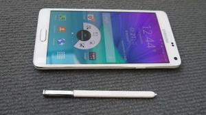 Samsung Note 4 Impecable Libre Cualquier Compañia
