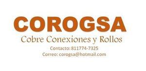 VENTA DE CONEXIONES Y ROLLOS COBRE CLIMAS TODA LAS MEDIDAS