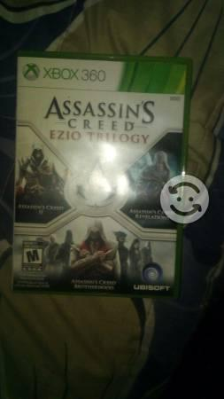 Assassins creed: Ezio collection xbox 360