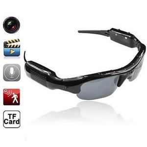 Cámaras digitales gafas de sol HD gafas Spy Eyewear DVR