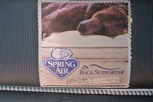 Colchon y box Spring Air Queen Size