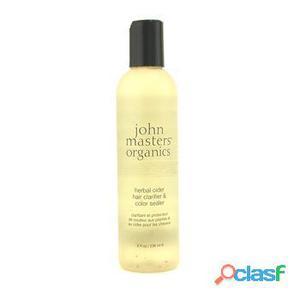 John Masters Organics Aclarador y Sellados de Color de Sidra