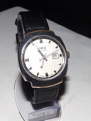 Reloj Oris de cuerda original 17 joyas