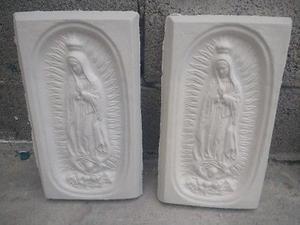 Remato 2 imágenes de la virgen