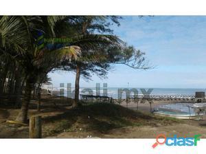 venta de terreno ubicado en la playa de tuxpan veracruz, San