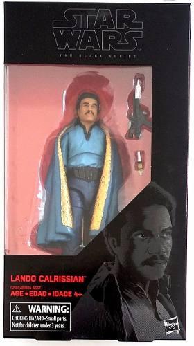 39 Lando Calrissian Star Wars The Black Series 6