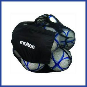 Bolsa De Malla 12 Balones, Fútbol Y Vóleibol * Envío