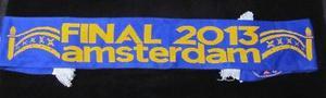 CHELSEA BUFANDA WINNERS UEFA EUROPA LEAGUE INGLATERRA FUTBOL