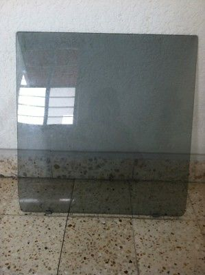 Capelo cristal templado para estufa MABE