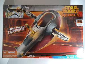 Nave Boba Fett Slave One Star Wars Hasbro