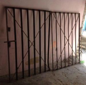 Zaguan y puertas de aluminio posot class for Puerta zaguan aluminio