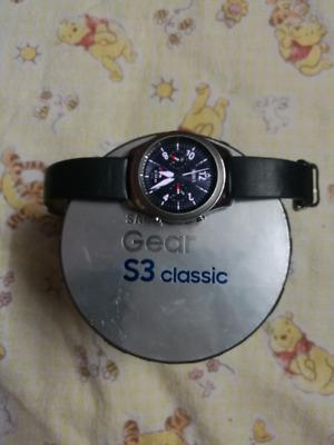 Samsung gear s3 classic excelente estado en caja