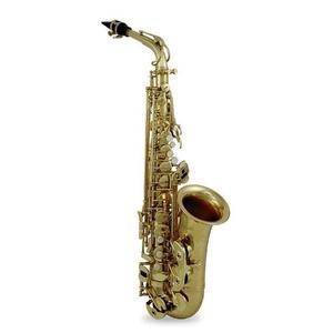 Saxofon Alto Roy Benson Laqueado As-302 Confirmar Existencia