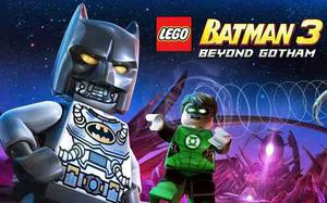 Lego Batman 3 Beyond Gotham+batman 2 Dc+lego Batman1trilogia