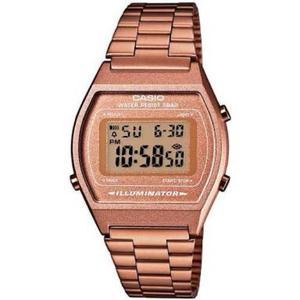 Reloj Casio B640 Rosado Original Retro Vintage Alarma Luz