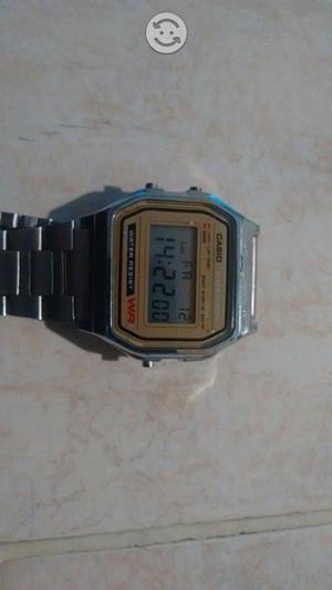 Reloj Casio Vintage Plateado