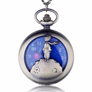 Reloj De Bolsillo El Principito Envío Gratis Dhl