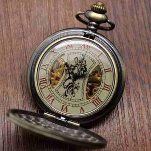 Reloj Relojes De Bolsillo De Cuerda Excelente Calidad
