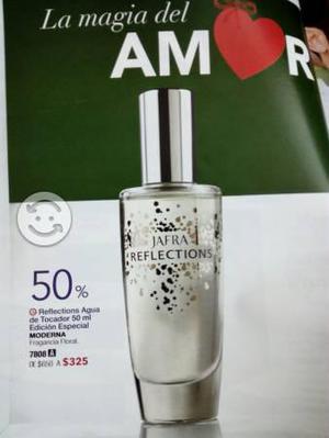 Reflections Agua de Tocador 50ml Edicion Especial