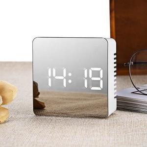 Reloj Despertador Digital Alarma Fecha Hora Reloj Tss69 Moda