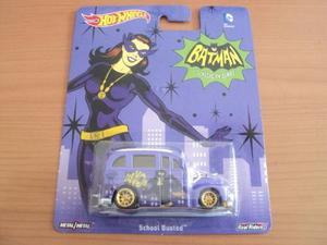 Hot Wheels Pop Culture Dc Comics Batichica
