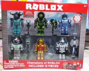 Roblox Champions Of Roblox 13 Piezas