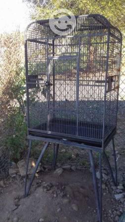 Vendo jaula para perico en $950