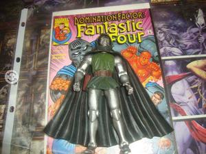 Dr. Doom + Comic / Marvel Comics