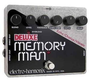Electro-harmonix Deluxe Memory Man Oferta Febrero