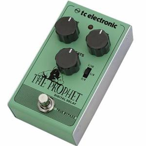 Tc Electronic Pedal The Prophet Digital Delay True Bypass