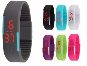 Reloj Touch Digital Unisex Led Envio Gratis