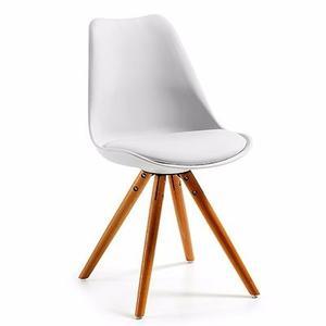 Silla Acolchonada Charles Eames Diseño Moderno Remate!