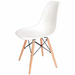 Silla Eames Style Patas De Madera, Promo Envío Gratis!!!!