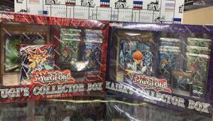 Yugioh Kaiba Y Yugi Collector Box Set