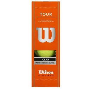 5 Botes De Pelotas Wilson Tour Clay Sin Presión Arcilla