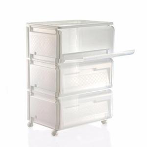 Cajonera Organizador Mueble De Plástico Mr Cart