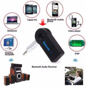 Modulo Receptor De Audio Bluetooth / 3.5mm Aux Recargable