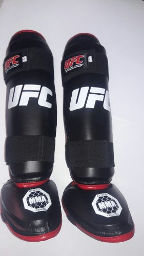 Par Espinilleras Ufc, Muay Thai Mma Kick Boxing